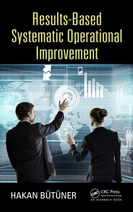Results-Based Systematic Operational Improvement (Hardback) book cover