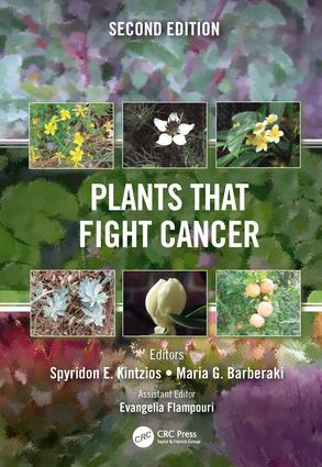 Plants that Fight Cancer, Second Edition book cover