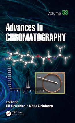 Advances in Chromatography, Volume 53 book cover