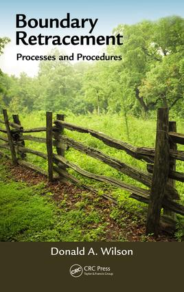 Boundary Retracement: Processes and Procedures book cover
