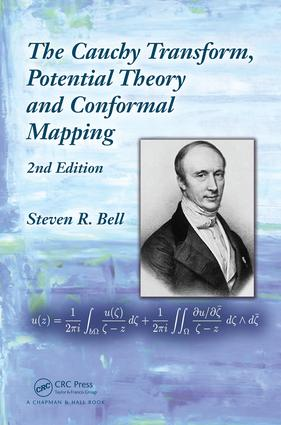 The Cauchy Transform, Potential Theory and Conformal Mapping: 2nd Edition (Hardback) book cover