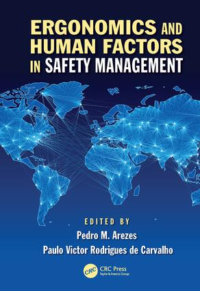 Ergonomics and Human Factors in Safety Management book cover