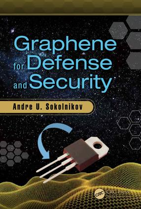 Graphene for Defense and Security: 1st Edition (Hardback) book cover