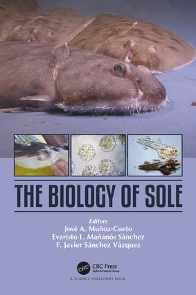 The Biology of Sole: 1st Edition (Hardback) book cover