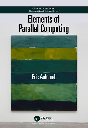 Elements of Parallel Computing book cover