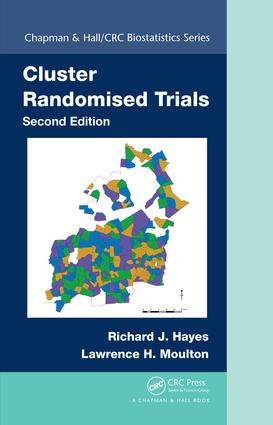 Cluster Randomised Trials: 2nd Edition (Hardback) book cover