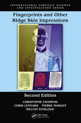 Fingerprints and Other Ridge Skin Impressions: 2nd Edition (Hardback) book cover