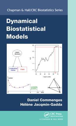 Dynamical Biostatistical Models book cover
