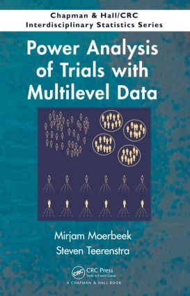 Power Analysis of Trials with Multilevel Data: 1st Edition (Hardback) book cover