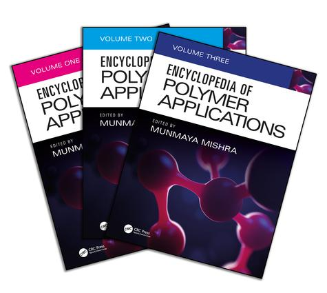 Encyclopedia of Polymer Applications, 3 Volume Set book cover