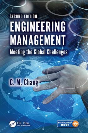 Engineering Management: Meeting the Global Challenges, Second Edition, 2nd Edition (Hardback) book cover