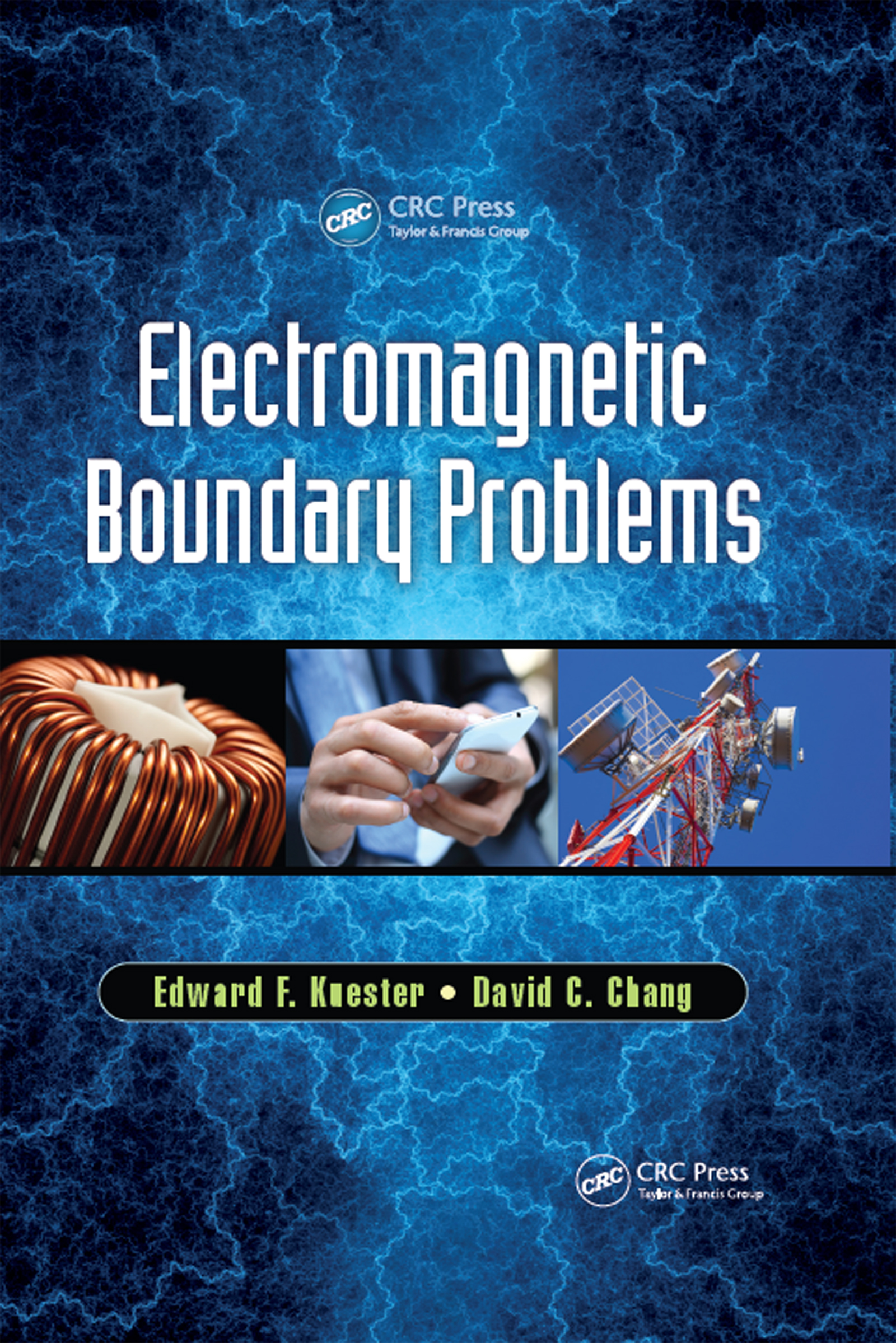 Electromagnetic Boundary Problems: 1st Edition (Hardback) book cover