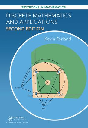 Discrete Mathematics and Applications, Second Edition: 2nd Edition (Hardback) book cover