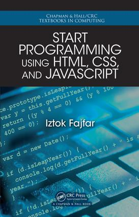 Start Programming Using HTML, CSS, and JavaScript book cover