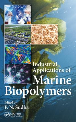 Industrial Applications of Marine Biopolymers: 1st Edition (Hardback) book cover