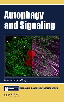 Autophagy and Signaling book cover