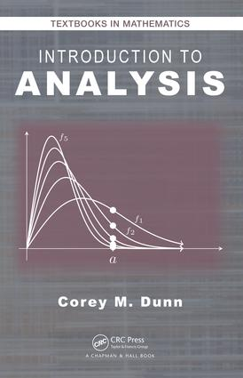Introduction to Analysis: 1st Edition (Hardback) book cover