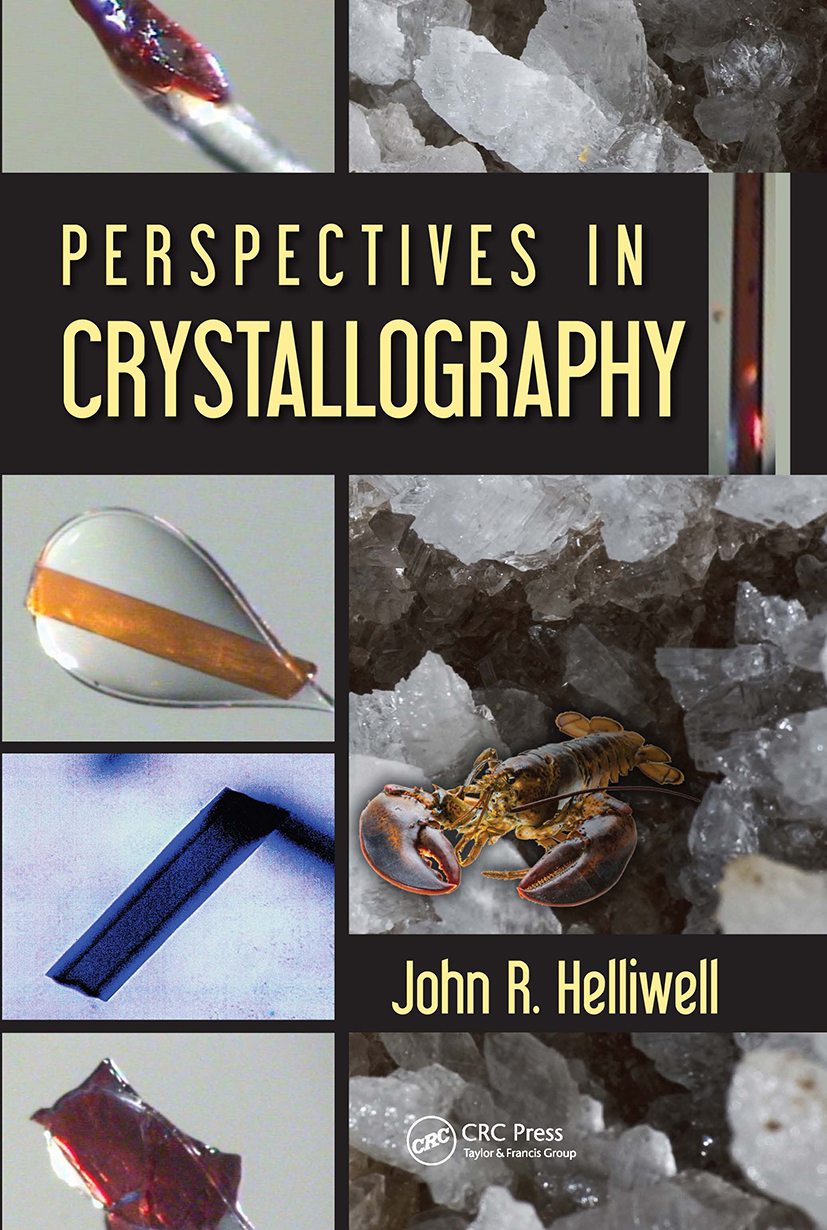 Perspectives in Crystallography: 1st Edition (Hardback) book cover