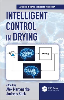 Intelligent Control in Drying: 1st Edition (Hardback) book cover