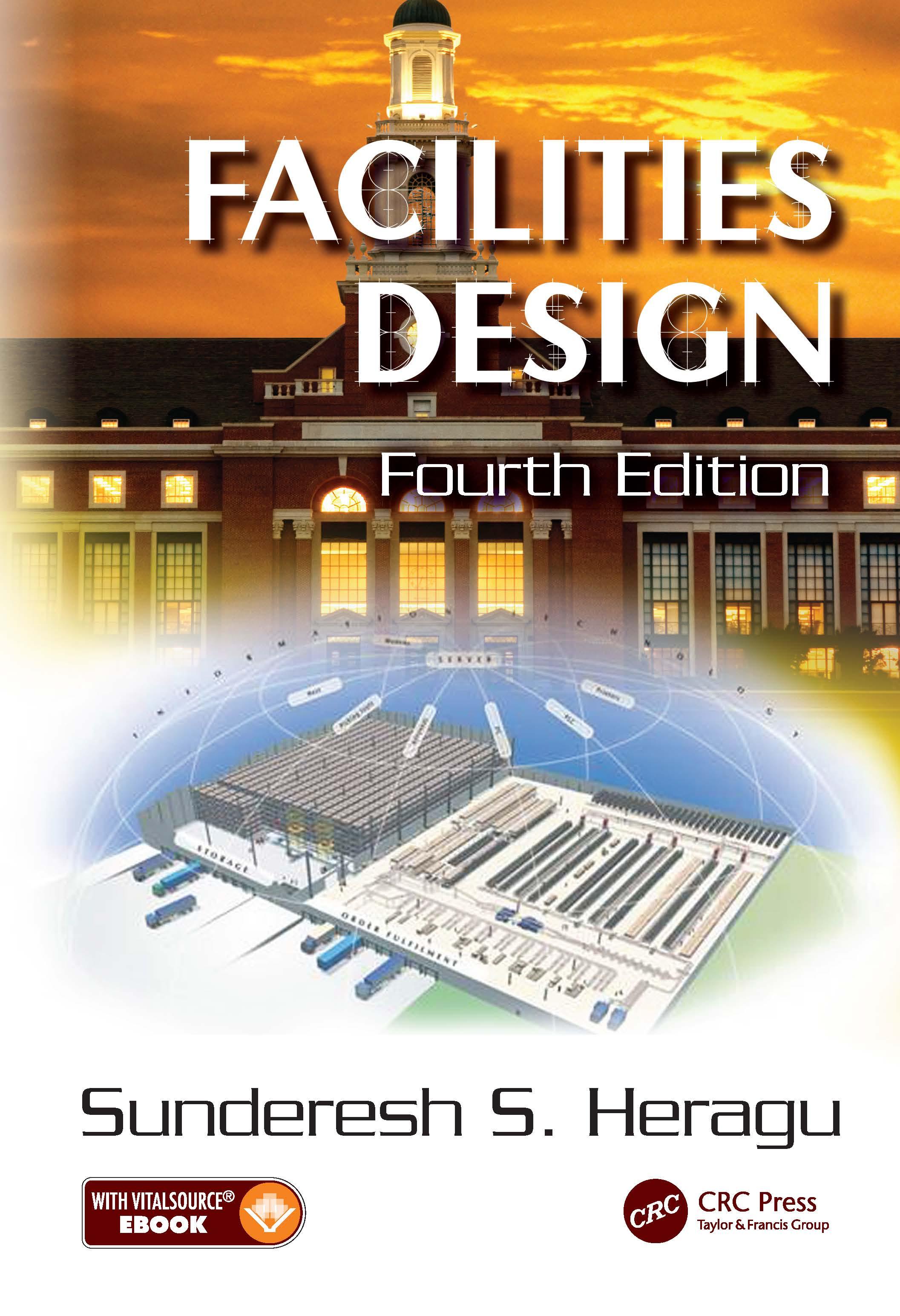 Facilities Design book cover