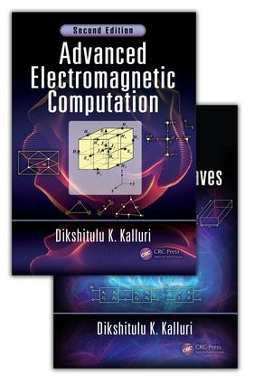 Electromagnetic Waves, Materials, and Computation with MATLAB®, Second Edition, Two Volume Set: 2nd Edition (Hardback) book cover
