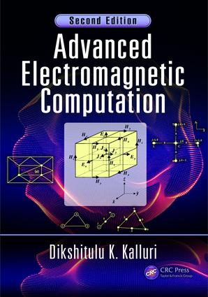 Advanced Electromagnetic Computation: 2nd Edition (Hardback) book cover