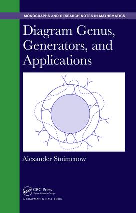 Diagram Genus, Generators, and Applications: 1st Edition (Hardback) book cover