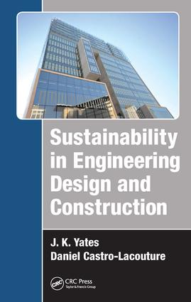 Sustainability in Engineering Design and Construction book cover