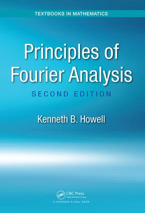 Principles of Fourier Analysis, Second Edition book cover