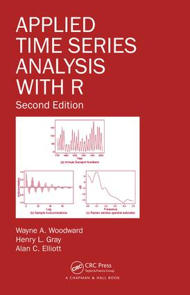 Applied Time Series Analysis with R: 2nd Edition (Hardback) book cover