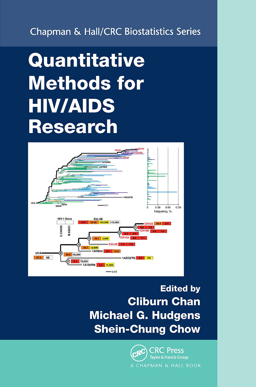 Quantitative Methods for HIV/AIDS Research book cover