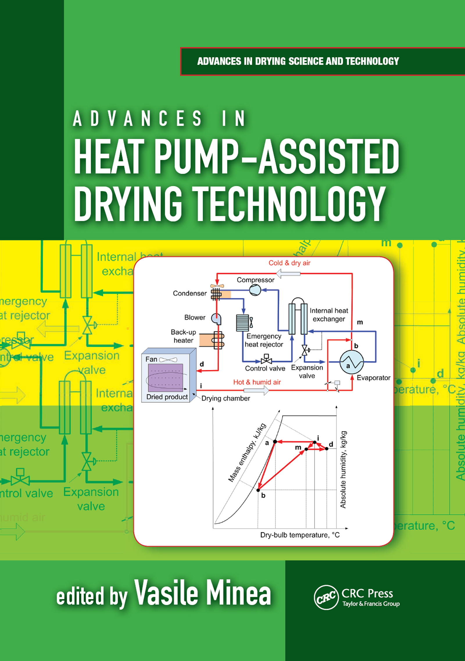 Advances in Heat Pump-Assisted Drying Technology: 1st Edition (Hardback) book cover