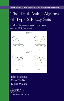 The Truth Value Algebra of Type-2 Fuzzy Sets: Order Convolutions of Functions on the Unit Interval, 1st Edition (Hardback) book cover