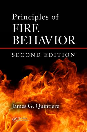 Principles of Fire Behavior book cover