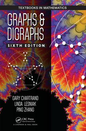 Graphs & Digraphs: 6th Edition (Hardback) book cover