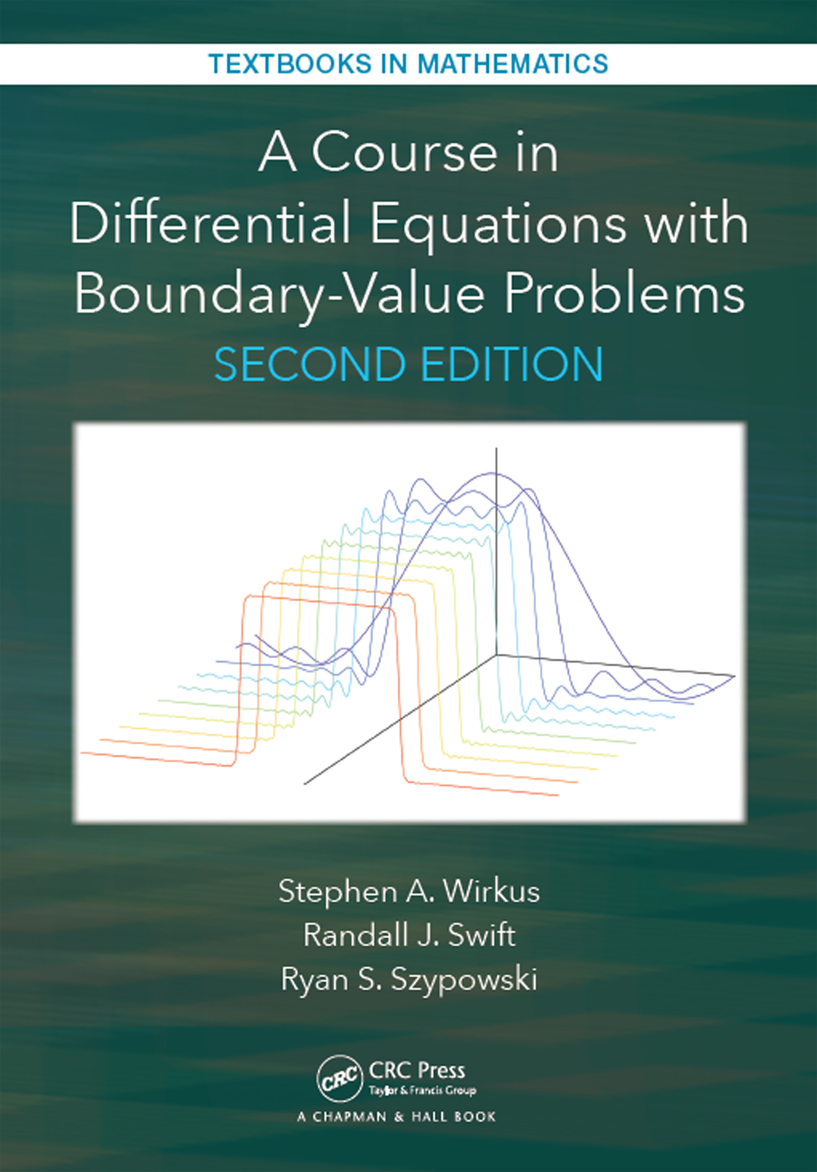 A Course in Differential Equations with Boundary Value Problems: 2nd Edition (Hardback) book cover