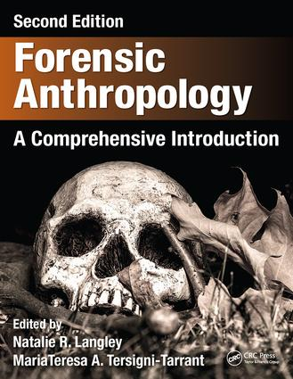 Forensic Anthropology: A Comprehensive Introduction, Second Edition book cover