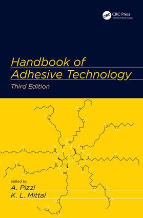 Handbook of Adhesive Technology: 3rd Edition (Hardback) book cover