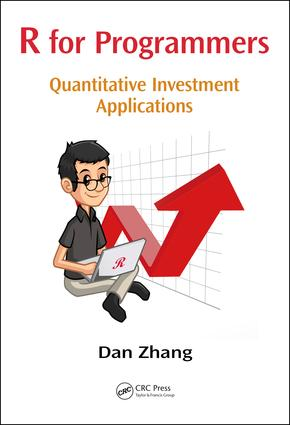 R for Programmers: Quantitative Investment Applications, 1st Edition (Paperback) book cover