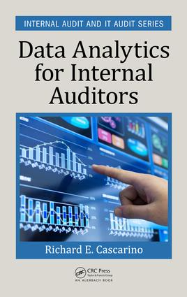 Data Analytics for Internal Auditors book cover