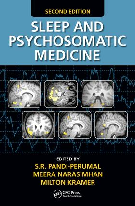 Sleep and Psychosomatic Medicine: 2nd Edition (Hardback) book cover