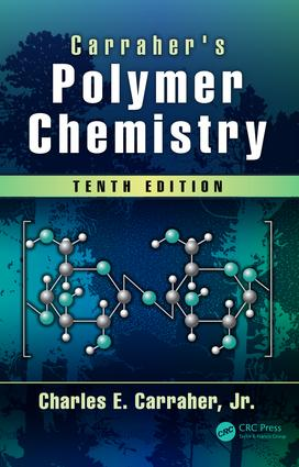 Carraher's Polymer Chemistry book cover