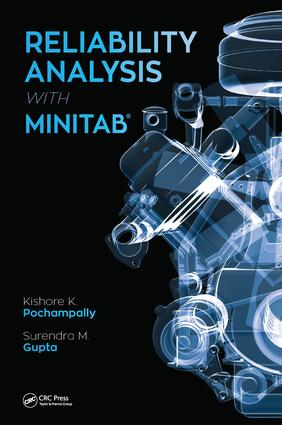 Reliability Analysis with Minitab: 1st Edition (Hardback) book cover