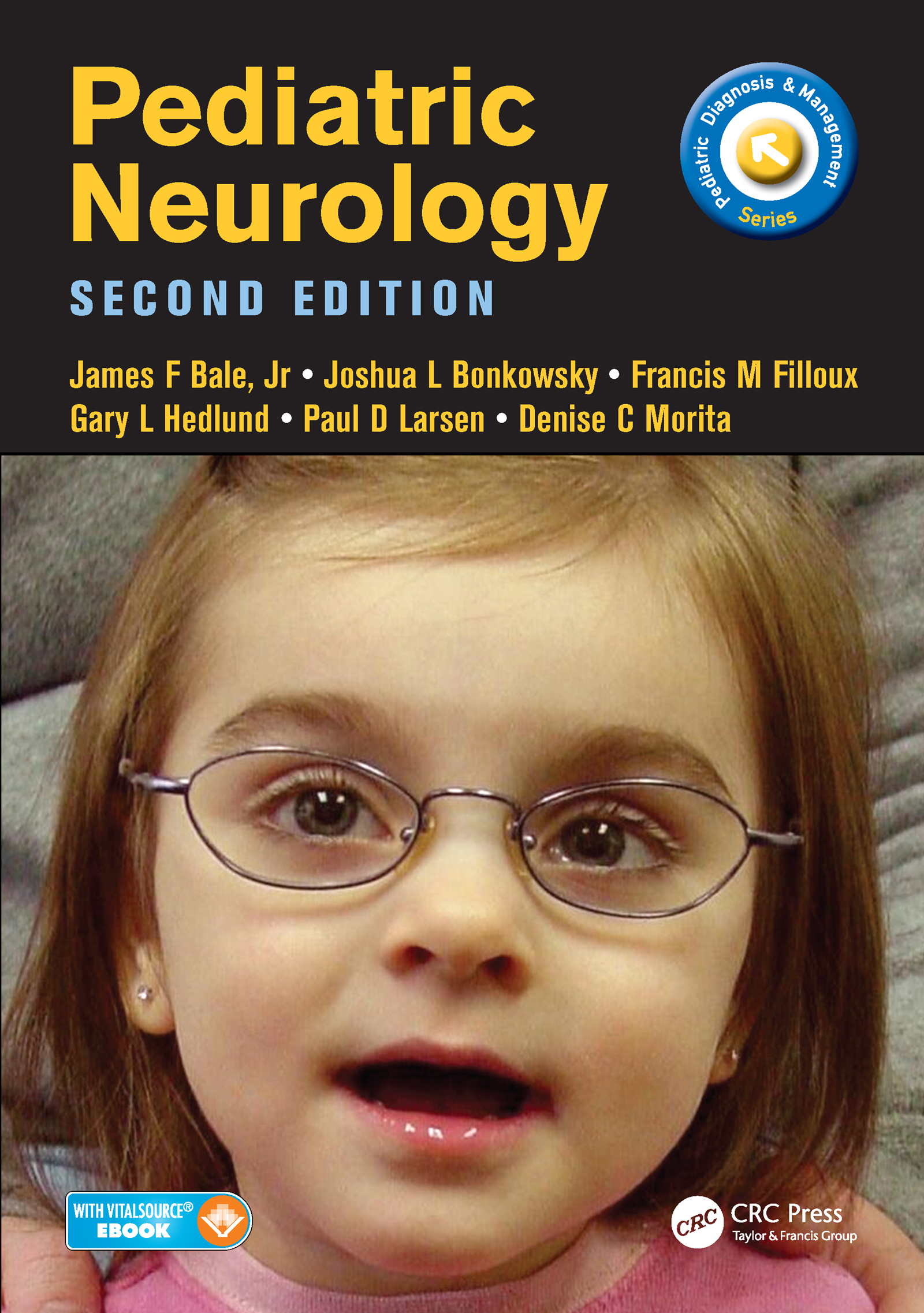 Pediatric Neurology, Second Edition book cover