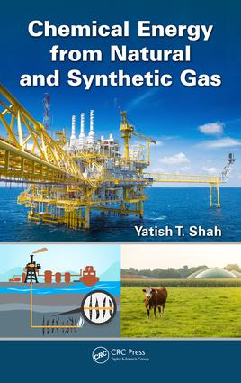 Chemical Energy from Natural and Synthetic Gas: 1st Edition (Hardback) book cover