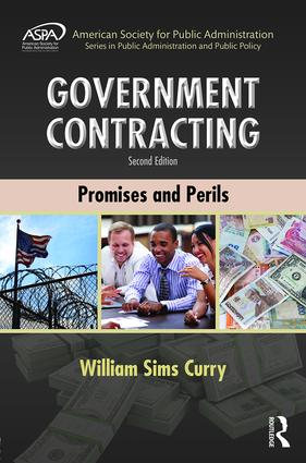 Government Contracting: Promises and Perils, 2nd Edition (Hardback) book cover
