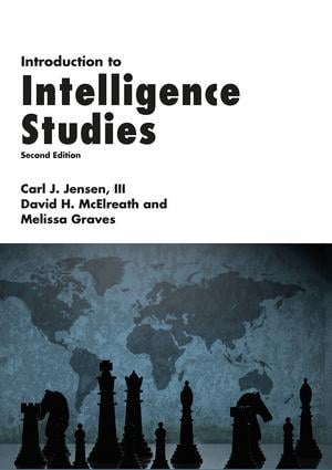 Introduction to Intelligence Studies book cover
