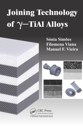 Joining Technology of gamma-TiAl Alloys: 1st Edition (Hardback) book cover