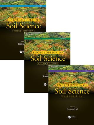 Encyclopedia of Soil Science book cover