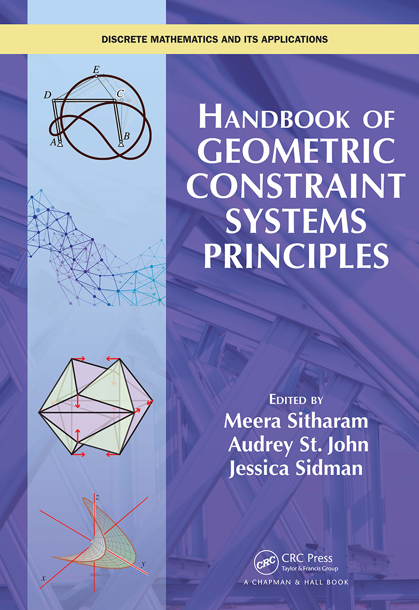 Handbook of Geometric Constraint Systems Principles: 1st Edition (Hardback) book cover
